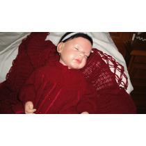 Bebê Reborn - Linda Moreninha - Pronta Entrega