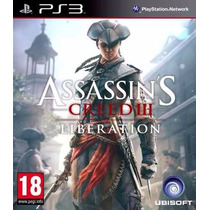 Assassins Creed Liberation Hd ( Conta Psn ) Envio Imediato