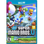 New Super Mario Bros U Wii U Original Completo