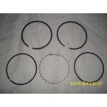 Jogo Anéis Do Pistão 1,00mm Cg 125 80 / Ml 81 / Turuna / Xls