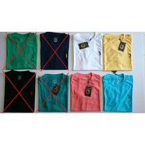 Camisetas Aleatory Básica Original Temos Tommy Hilfiger