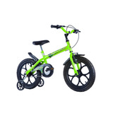 Bicicleta Track Bikes Dino Neon Aro 16 - Semi Nova