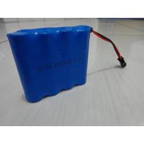 Bateria 4,8v 500mah Carrinho New Dragon Candide Garagem Sa