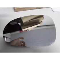 Lente Espelho Do Retrovisor Fiat Novo Palio 12/ Esquerdo