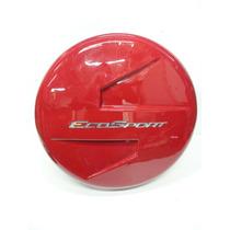 Capa Estepe Fibra Com Cadeado - Vermelha - Ecosport 12/