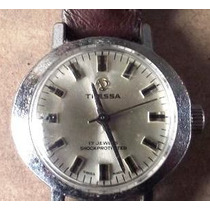Lindissimo Relógio Swiss Made ¨tressa¨. Funciona100%. Natal