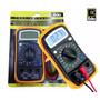 Multímetro Digital Com Sensor De Temperatura Original Eda