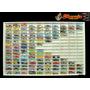 Estante Hotwhells 160 Nichos - Modelo Colectors Gran Luxo