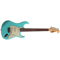 Guitarra Memphis Stratocaster Mg32 Sg - Surf Green - Gt0241