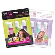 Acessórios Beleza Giz P/cabelos Chalk It Out , Pastel 1615