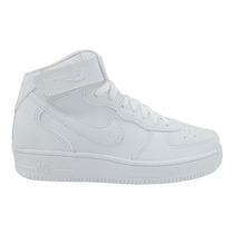 Tênis Nike Air Force Masculino Cano Alto Tipo Justin Bieber