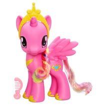My Little Pony Princess Cadence Em Vinil 20 Cm - Hasbro