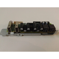 Placa Painel Frontal Usb Audio Dell Precision T3500 0m884g