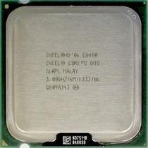 Processador Intel Core 2 Duo E8400 Lga 775