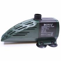Bomba Submersa Boyu Fp-58a P/ Lagos E Fontes 2500l/h - 110v