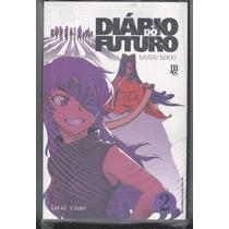 Mangá Mirai Nikki Diário Do Futuro 2 - Editora Jbc