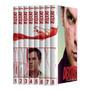 Box Dexter 1ª Á 8ª Temporada Dublada - Box 32 Discos Original