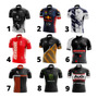 2 (duas) Camisas Ciclismo Roupa Ciclista Camiseta Mtb Bike Original
