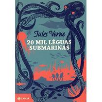20 Mil Léguas Submarinas Livro Jules Verne