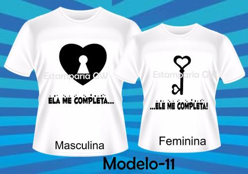 6189da413 Kit- 2 Camisas