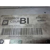 Modulo De Injeção Gm Corsa 1.6 8v Cod:csur Bi 09355809