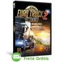 Euro Truck 2 Pc Mapa Brasil Simulador Caminhão Mídia Física