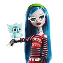Óculos Branco Da Boneca Monster High * Ghoulia Yelps