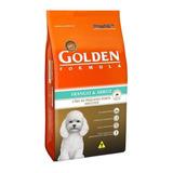 Ração Golden Formula Premium Especial Cachorro Adulto Raça Pequena Frango/arroz 15kg