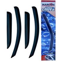 Calha De Chuva Gol G5 09/12 4 Portas Marçon - Vw-116