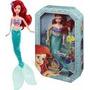 Boneca Ariel Princesas Clássicas - Disney Mattel Bdj28