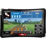 Gps Automotivo Quatro Rodas 4.3  Mtc4374 Com Tv Navegador