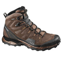Bota Salomon Conquest Gtx Marrom Goretex 100% Impermeavel