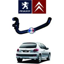 Mangueira Do Ar Quente Peugeot 206 207 C/ Válvula