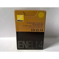 Bateria Para Nikon En-el14