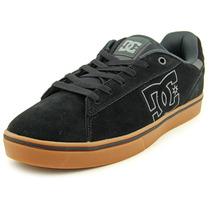 Dc Shoes Sapatos Notch Homens Sd Suede Skate