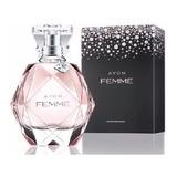 Perfume Avon Feminino Femme 50ml Mercado Livre