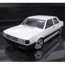 Carro Himoto Volkswagen Voyage 91 1/10 2.4ghz Rtr Combustão