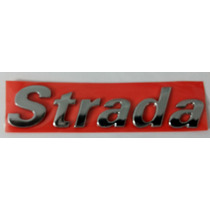 Emblema Fiat Strada