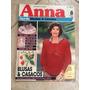 Revista Anna Burda Modas Lavores Blusas E Casacos