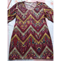 Vestido Estampado, Excelente Preço!!!aproveite!!