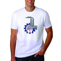 Camiseta Personalizada Profissão - Engenharia De Produção