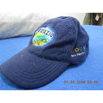 Busca Bonés do Brasil cor azul com os melhores preços do Brasil ... 6cac819a93b