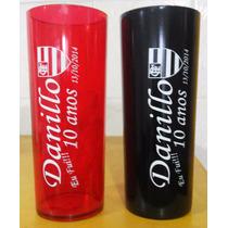 Copo Long Drink Personalizado 350 Ml - 50 Unidades