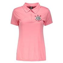 dd1a10421c Busca Camisa Polo Corinthians Feminina Rosa com os melhores preços ...