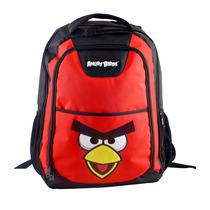 Mochila De Costas Notebook Angry Birds Juvenil Luxo
