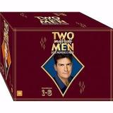 Two And A Half Men Dois Homens E Meio 1-8 Temporadas 28 Disc
