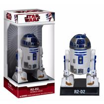 Boneco Star Wars R2-d2 Bobble Head - Funko Wacky Wobblers