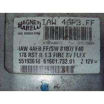 Modulo De Injeção Fiat Palio 1.3 8v Flex Iaw 4afb.ff Decode