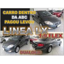 Linea 1.9 Flex Dualogic Ano 2009 - Financio Sem Burocracia
