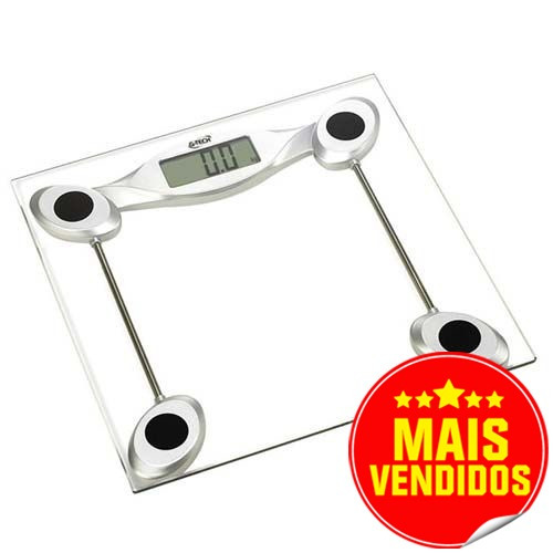 Balança Digital 200kg G-tech  - Glass 200